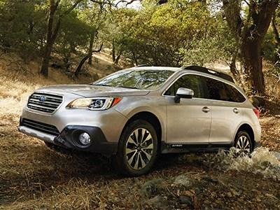 Универсал повышенной проходимости Subaru Outback уже доступен для заказа