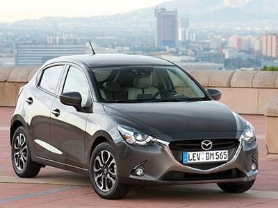 Mazda2 не будет продаваться в США