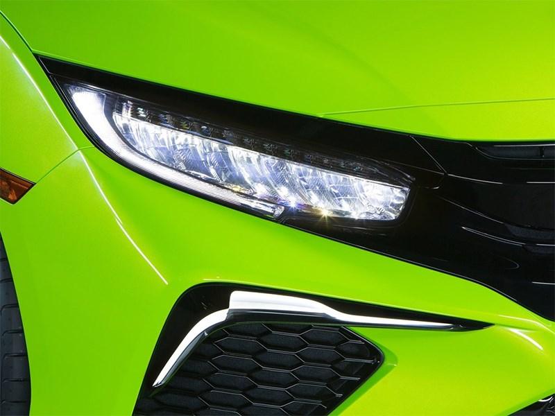 Honda Civic Concept 2015 передняя фара