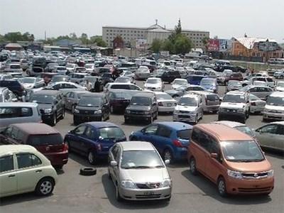 Вторичный рынок легковых автомобилей продолжает падать