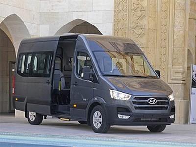 Компания Hyundai готовится представить новый необычный фургон