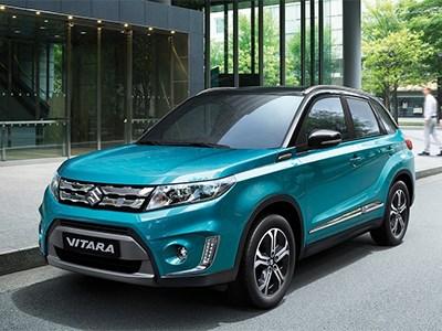 На российском рынке стартовали продажи возрожденного кроссовера Suzuki Vitara
