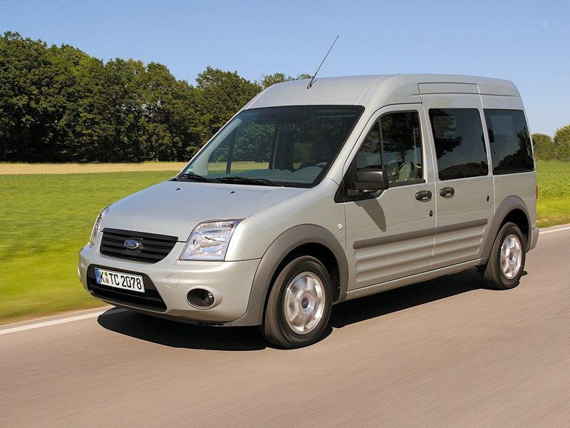 Ford Tourneo Connect 2008 динамика фото 2