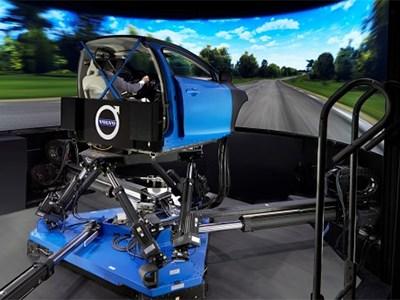 Volvo будут тестировать автомобили в виртуальной реальности
