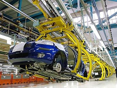 Каждый четвертый автомобиль в мире выпускается в Китае