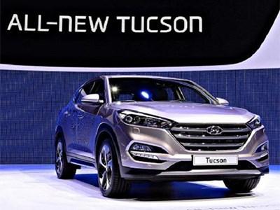 Hyundai Tucson приедет в Россию на смену Hyundai ix35