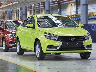 Бу Андерссон рассказал об успехах на производстве Lada Vesta