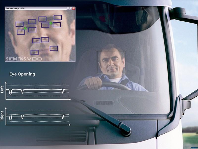 В Европе предлагают оснастить все автомобили системой контроля усталости