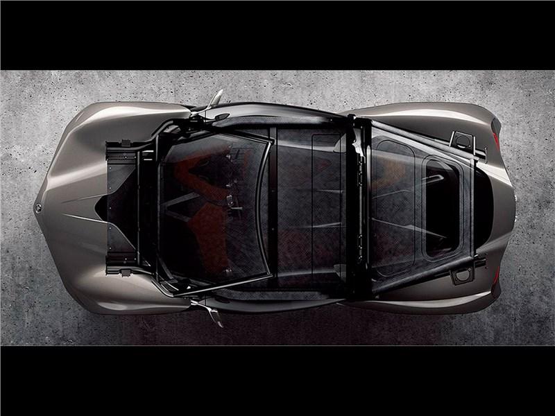 Yamaha Sports Ride concept 2015 вид сверху