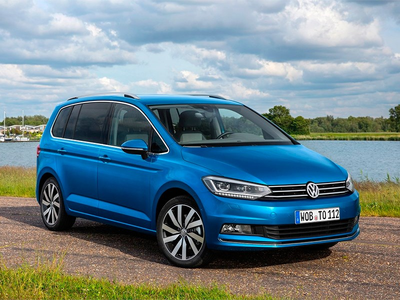 Компактвэны BMW и Volkswagen не попадут на российский рынок