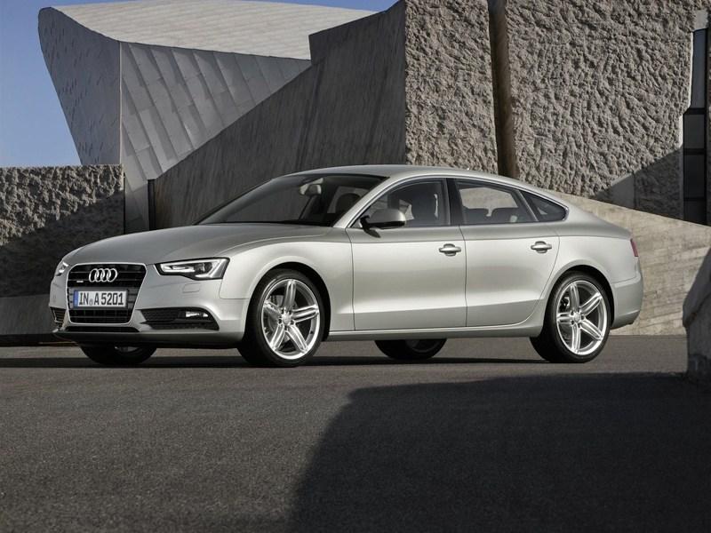 Audi A5 I рест.