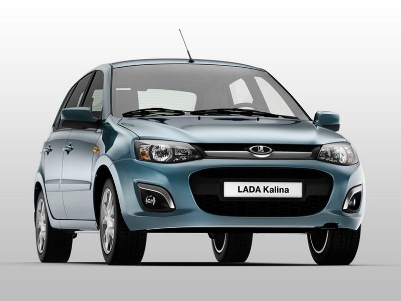 Слухи об уходе хэтчбека Lada Kalina с рынка оказались несколько преувеличенными
