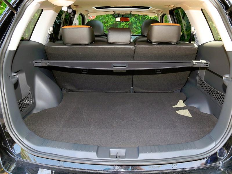 Haima S7 багажное отделение