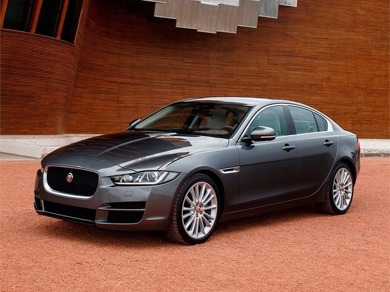 Jaguar XE получил максимальный рейтинг в тестах Euro NCAP