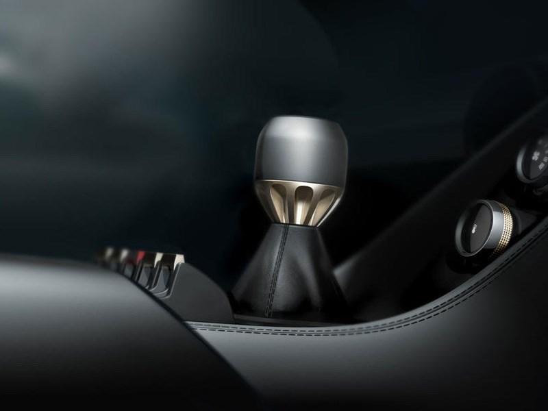 Новое купе TVR получит механическую коробку передач