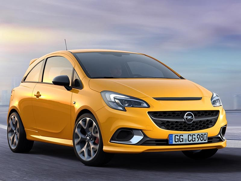 Opel представил «подогретую» Corsa