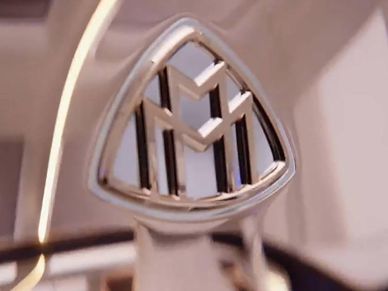 Размещен снимок салона очаровательного концепт-кара Mercedes-Maybach