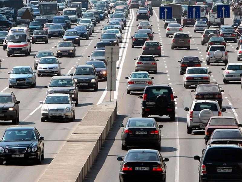 В 2015 году парк иностранных автомобилей в России вырос почти на 5 процентов