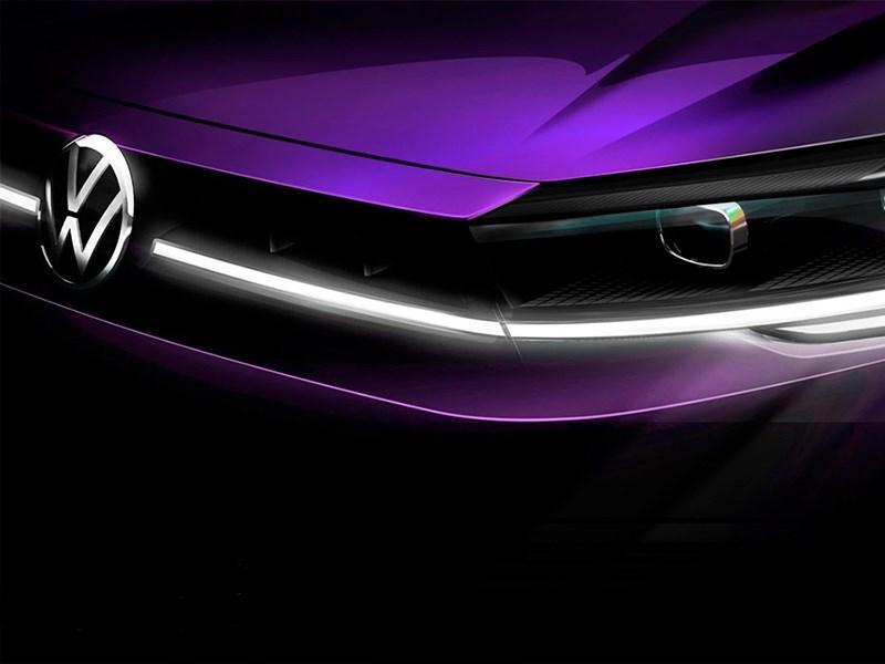 Volkswagen Polo рассекретили до премьеры