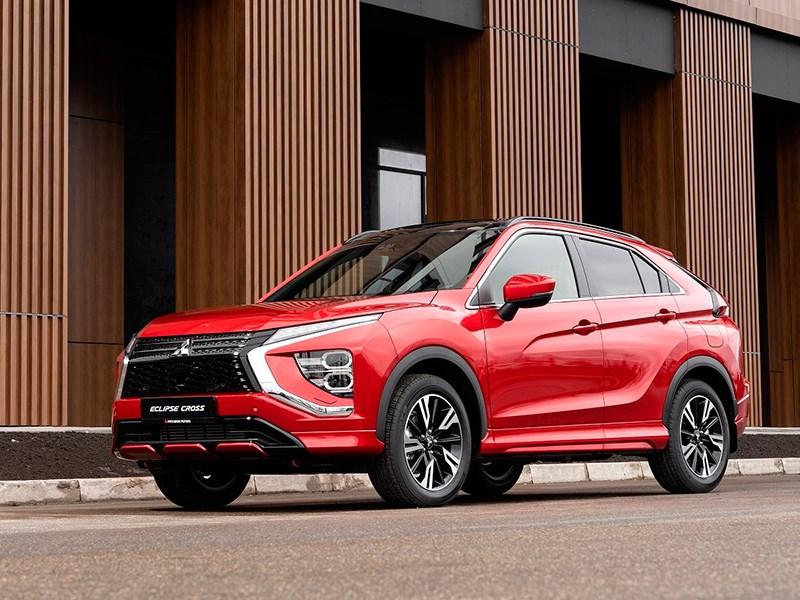 Стартовали продажи нового Mitsubishi Eclipse Cross