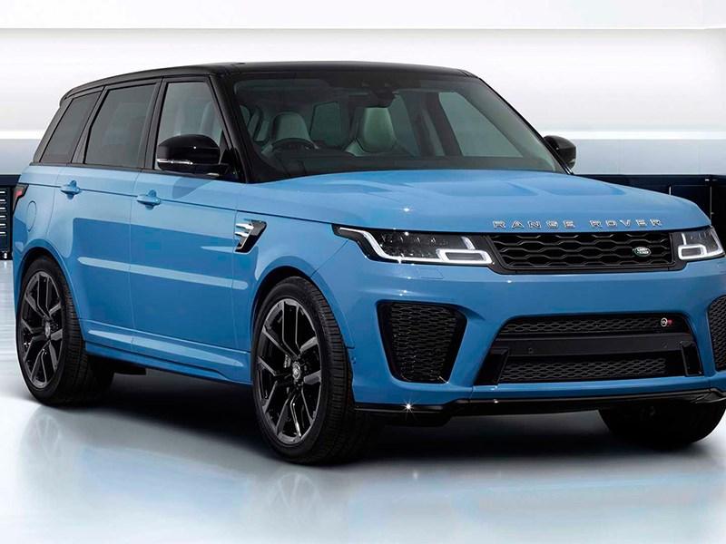 В Россию приедет особая версия Range Rover.