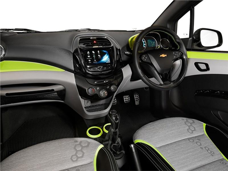 Chevrolet Beat Activ concept 2016 салон