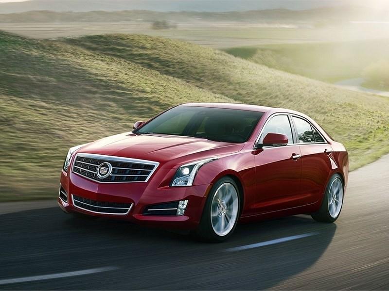 General Motors прекращает продажи Cadillac ATS в России