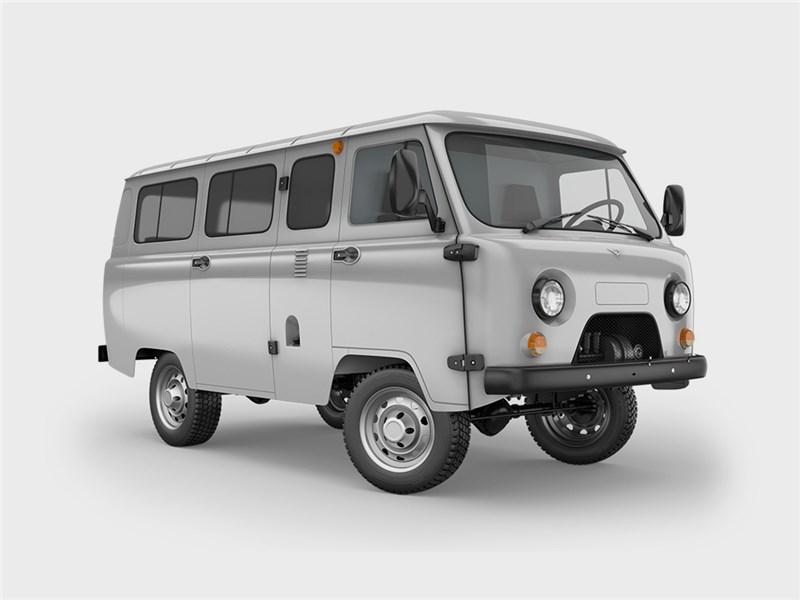 Новый УАЗ 2206 - УАЗ 2206 2016 Непотопляемая