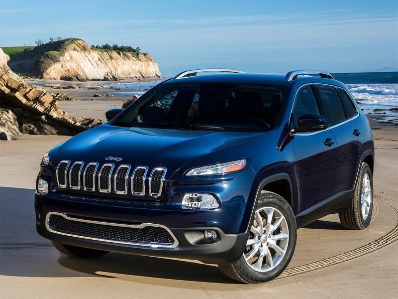 Jeep рассекретил новый Cherokee
