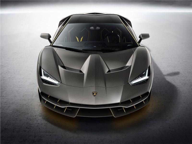 Lamborghini Centenario LP770-4 2017 вид спереди