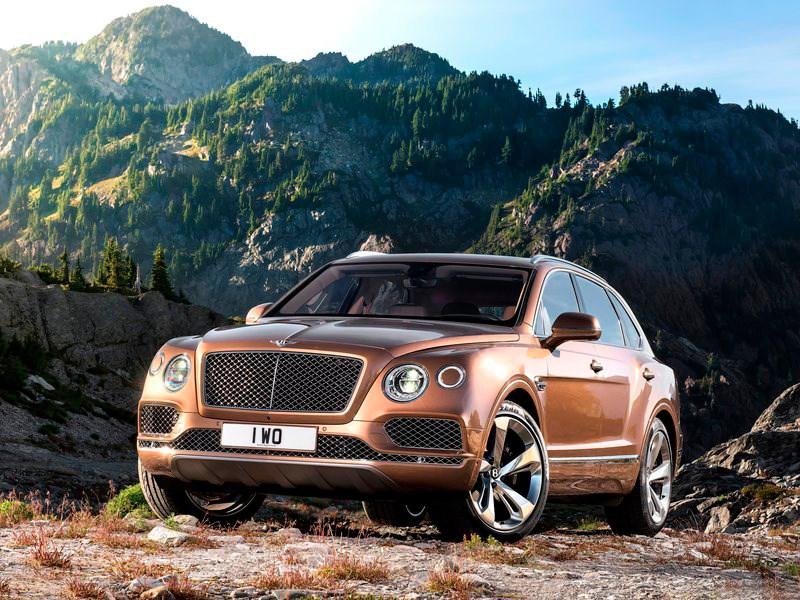Россияне покупают все больше автомобилей Bentley