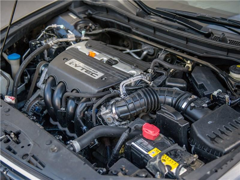 Honda Accord 2008 двигатель