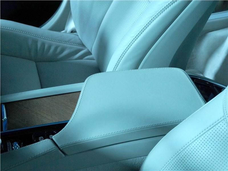 Volvo S90 2016 кресла