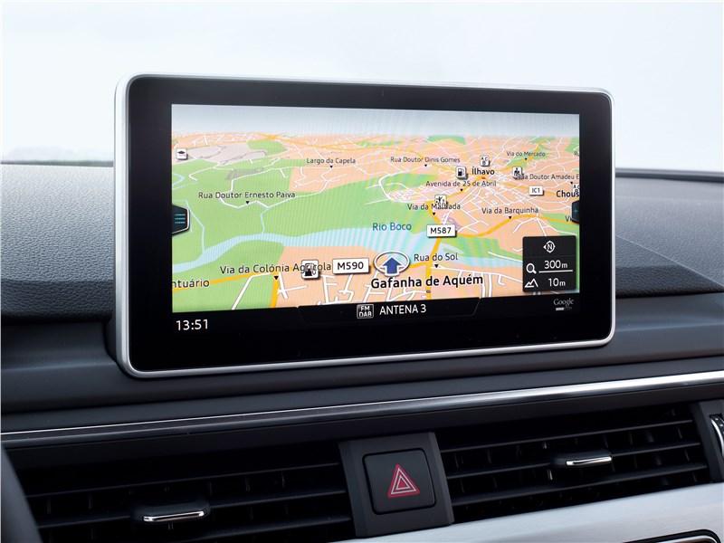 Audi S5 2017 монитор