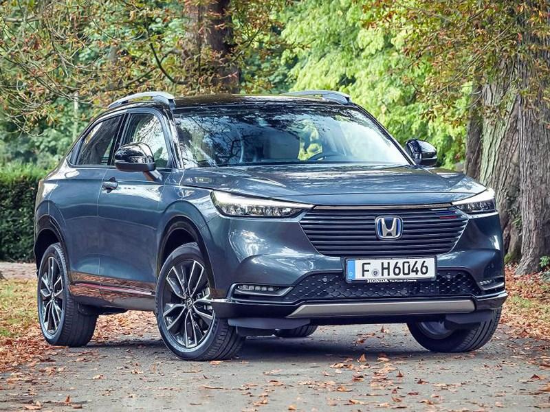 Honda HR-V добралась до европейских рынков