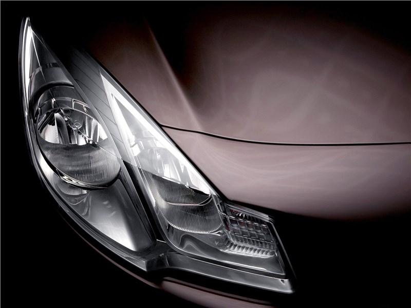 Citroen DS Inside concept 2009 передняя фара