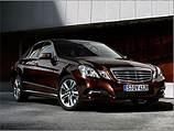 В России начался прием заказов на полноприводный Mercedes-Benz E-Klasse