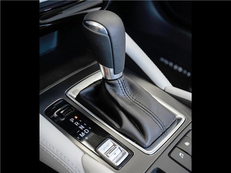 Mazda 6 2016 АКПП