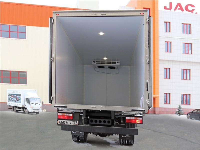 JAC N-75 2016 кузов