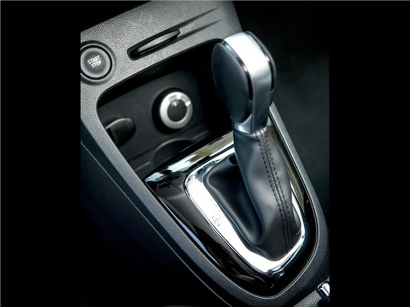 Renault Kaptur 2016 4АКПП