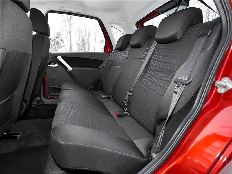Datsun mi-Do 2015 задний диван