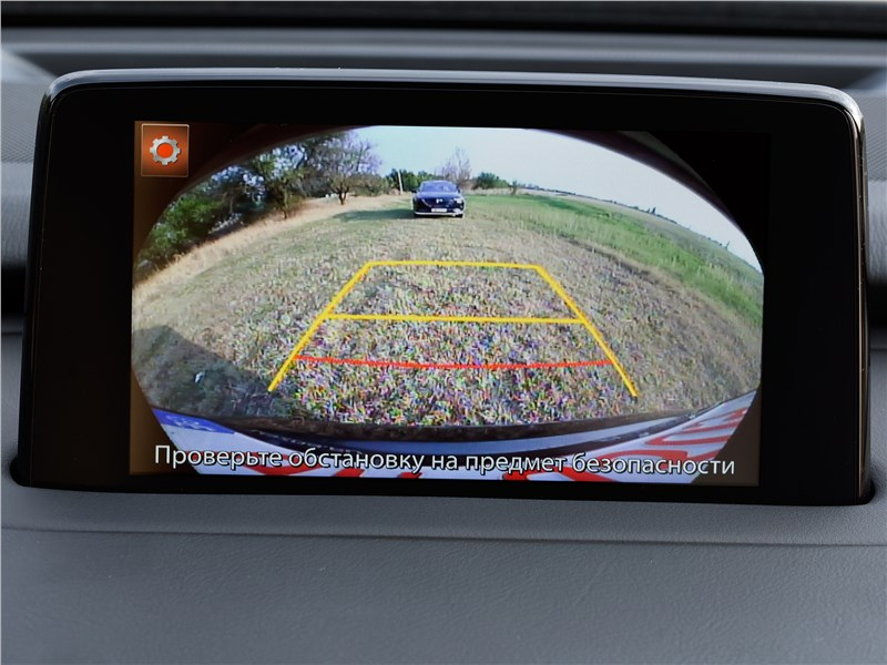 Mazda CX-9 2016 8-дюймовая тач-панель