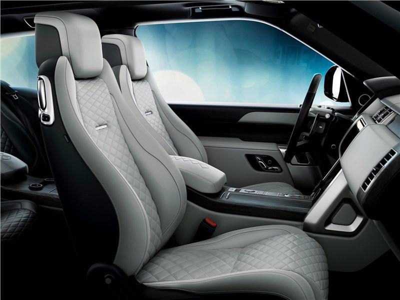 Land Rover Range Rover SV Coupe 2019 передние кресла