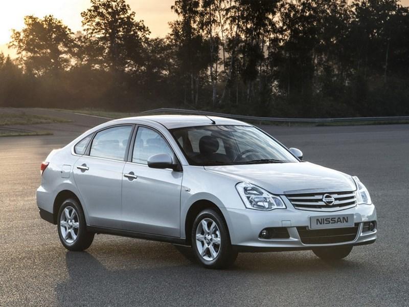 Новый Nissan Almera появился в продаже в России