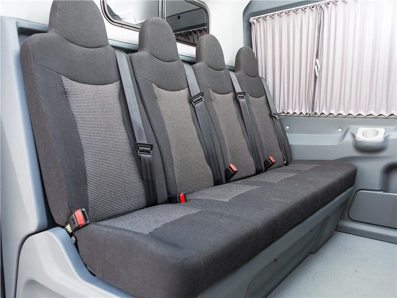 Ford Transit 2018 задний диван