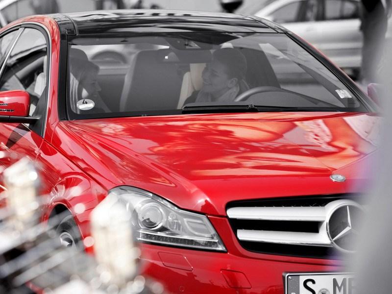 Mercedes C-Klasse будет представлен в январе 2014 года