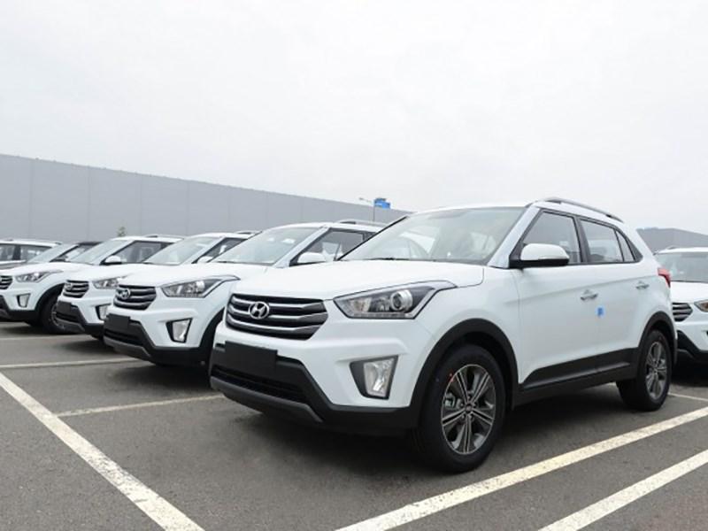 Названы самые популярные марки SUV в России