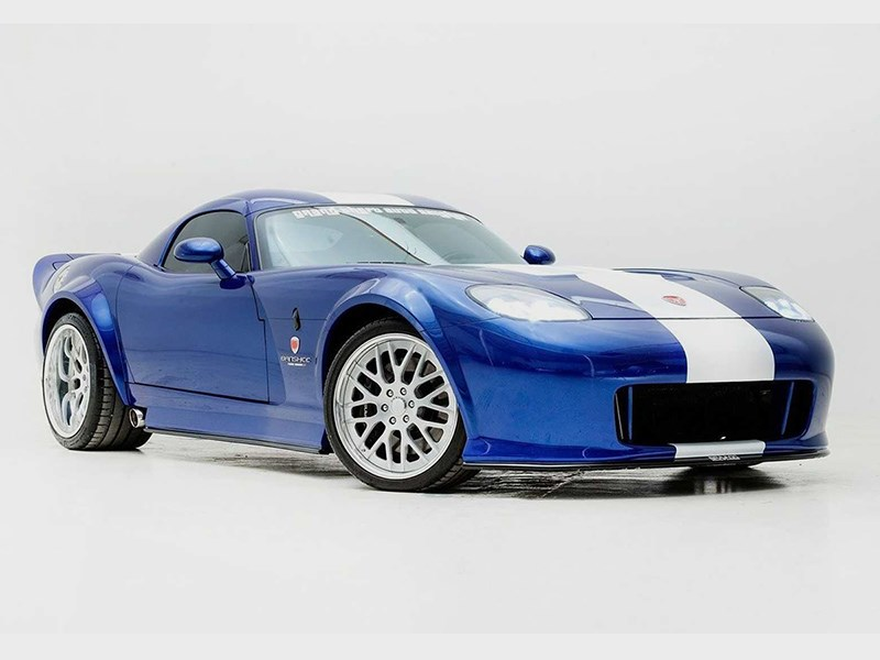 Спорткар из GTA выставлен на продажу