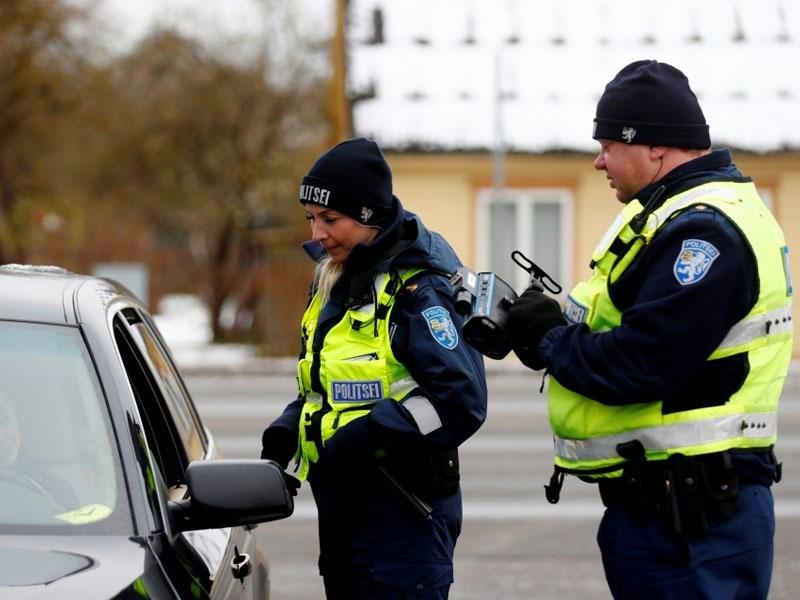 Эстонцы изобрели альтернативу штрафу за превышение скорости