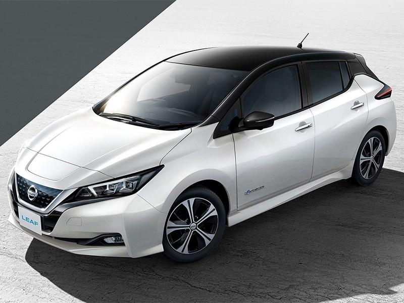 Nissan перезарядил Leaf